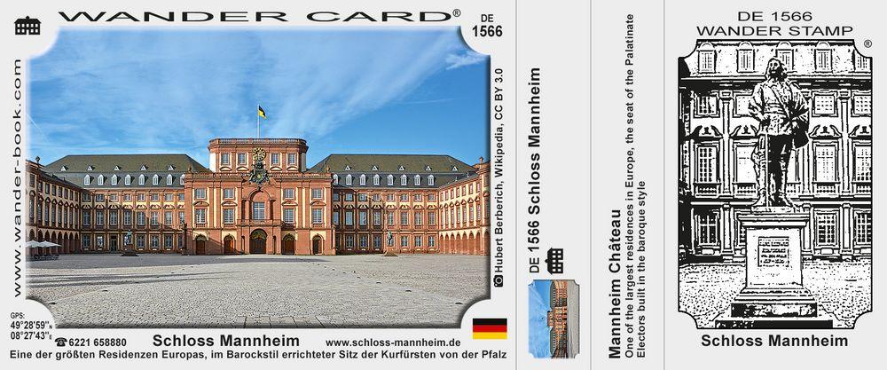 Mannheim Barockschloss