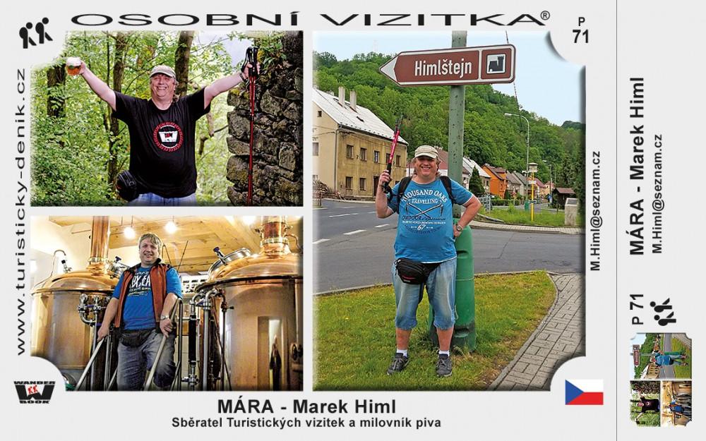 Mára - Marek Himl
