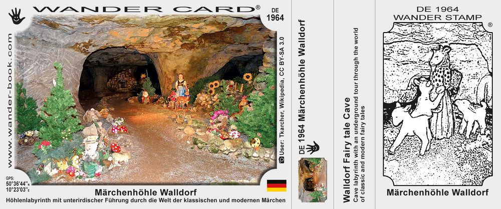 Märchenhöhle Walldorf