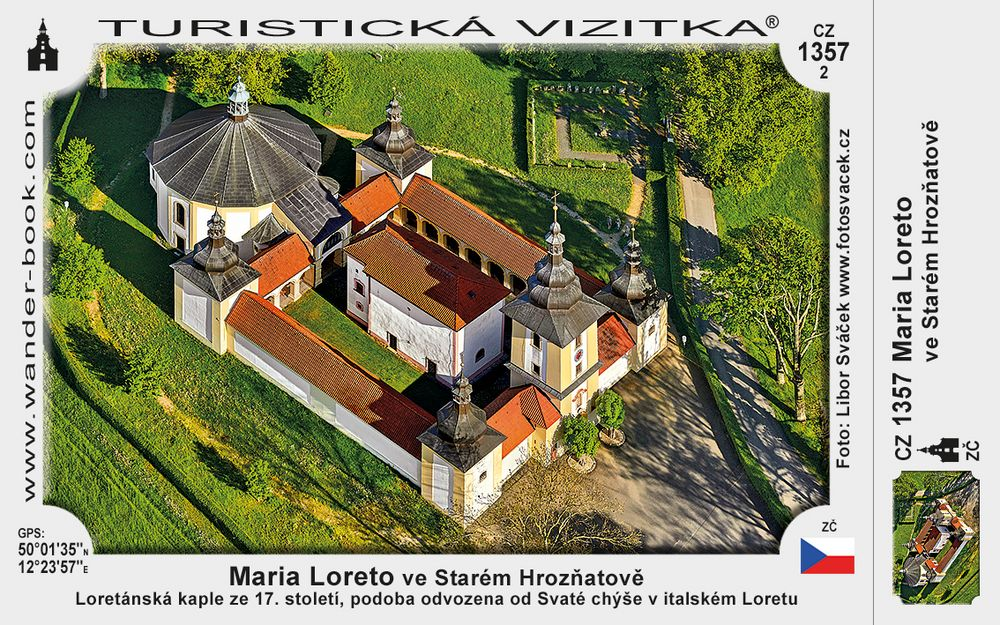 Maria Loreto ve Starém Hrozňatově