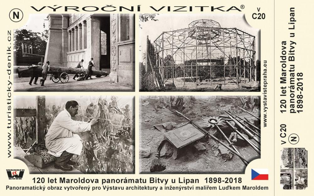 Maroldovo panorama 120 let