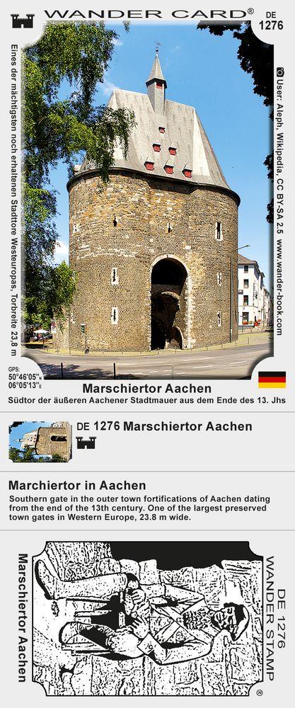 Marschiertor Aachen