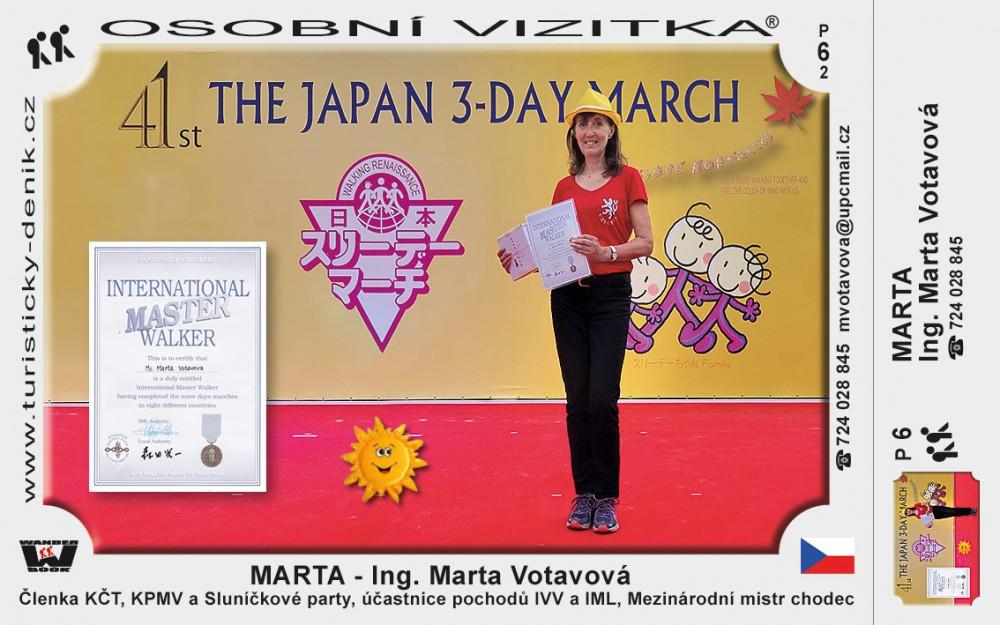 Marta - Ing. Marta Votavová