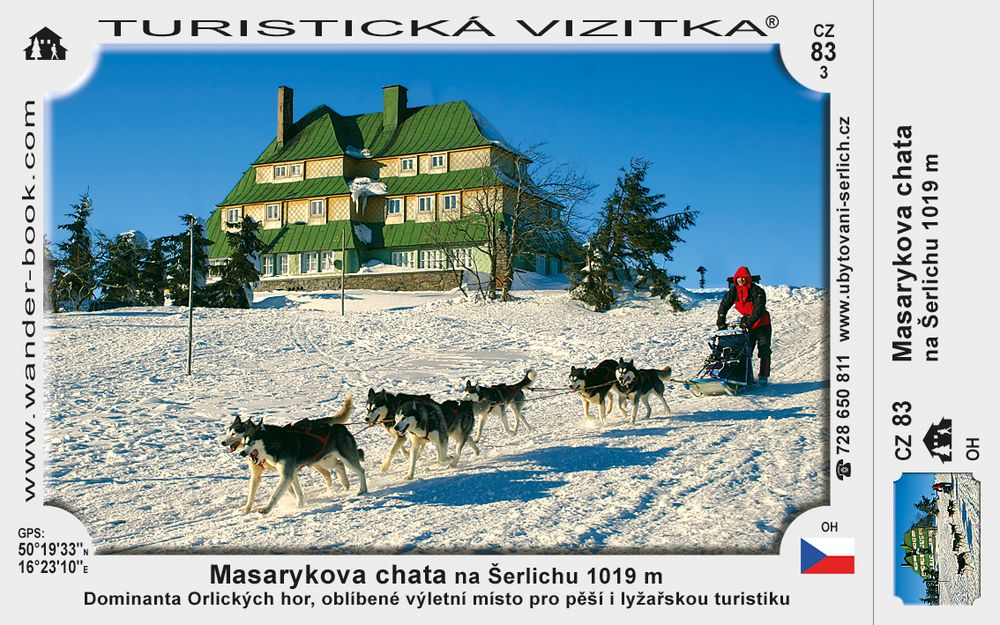 Masarykova chata Z