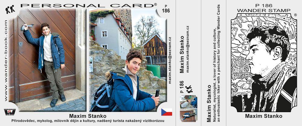 Maxim Stanko