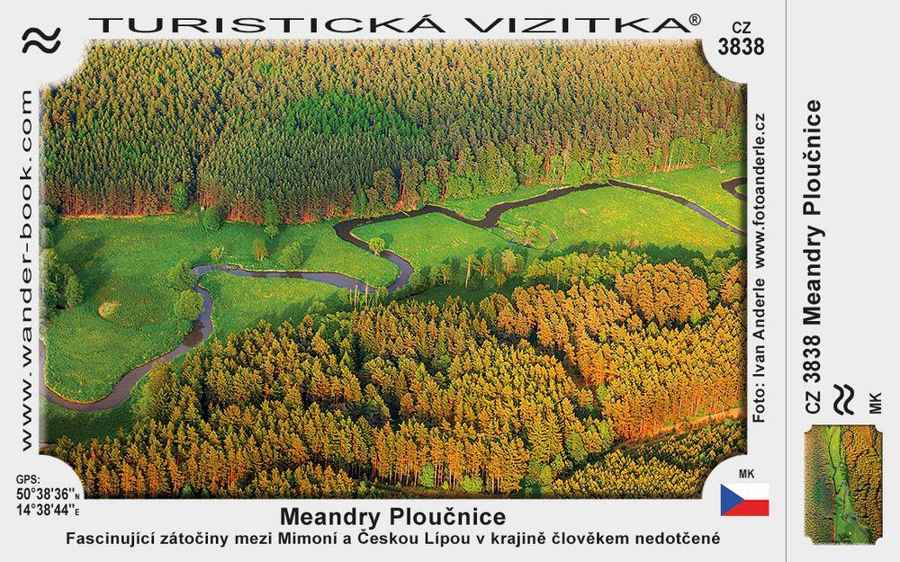 Meandry Ploučnice