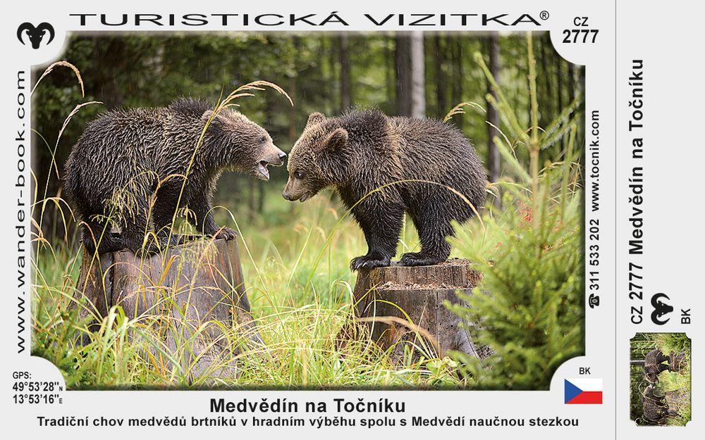 Medvědín na Točníku