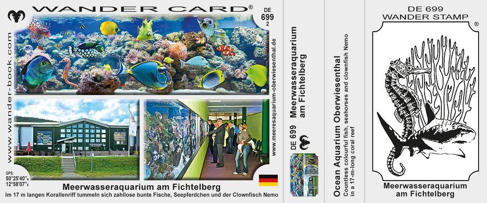 Meeresaquarium am Fichtelberg
