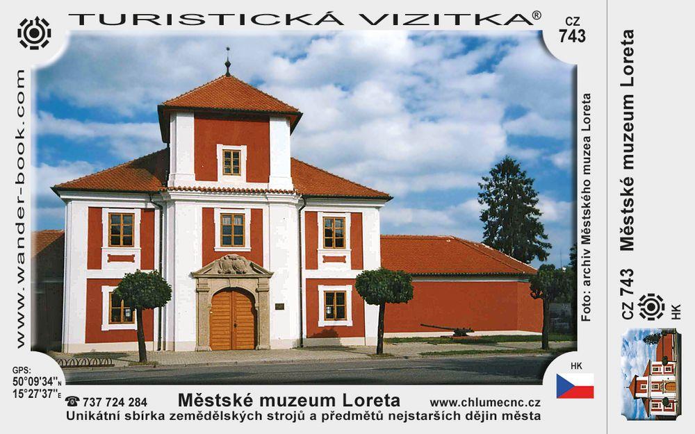 Městské muzeum Loreta