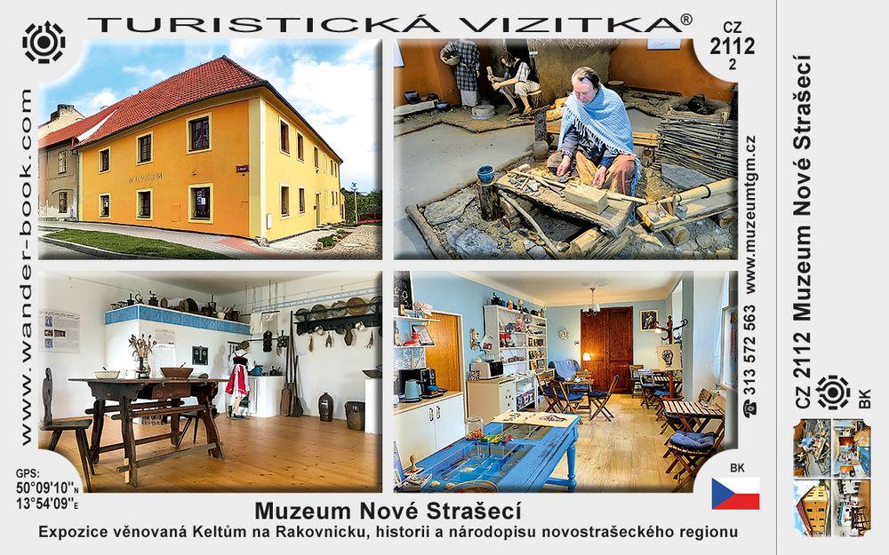 Městské muzeum Nové Strašecí