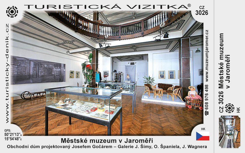 Městské muzeum v Jaroměři