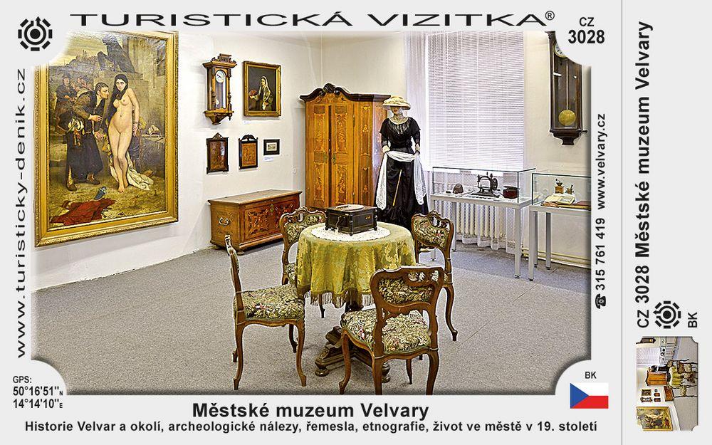 Městské muzeum Velvary