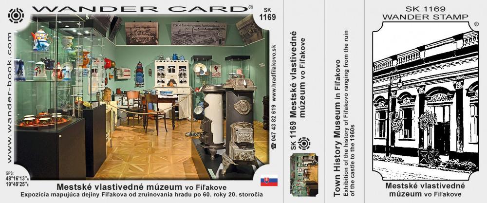 Mestské vlastivedné múzeum vo Fiľakove