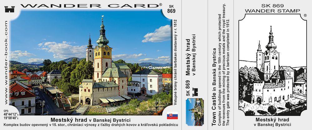 Mestský hrad v Banskej Bystrici