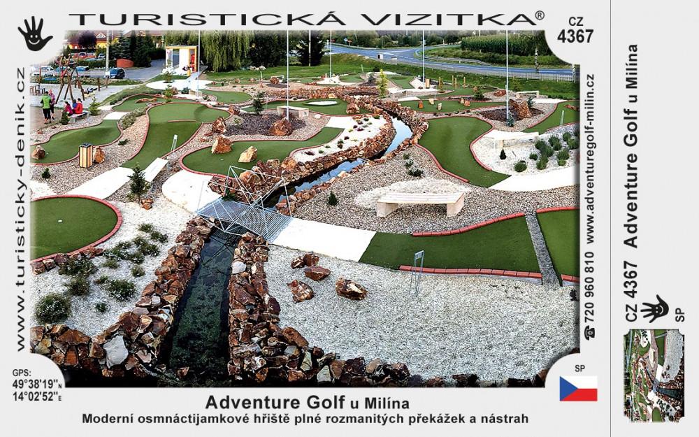 Adventure Golf u Milína