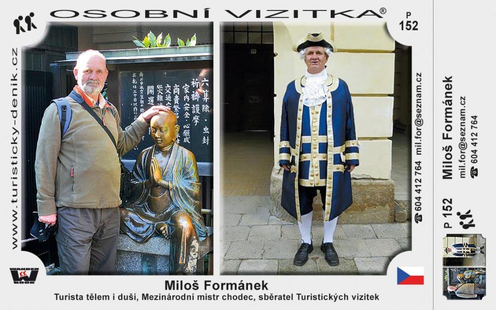 Miloš Formánek