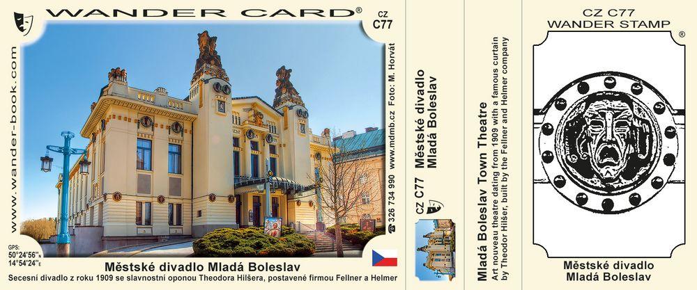 Mladá Boleslav divadlo