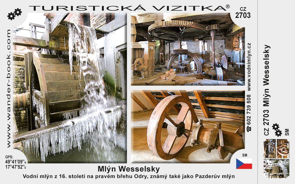 Mlýn Wesselsky