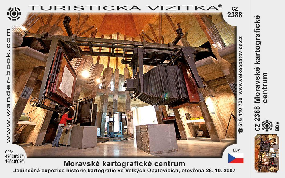 Moravské kartografické centrum