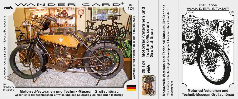 Motorrad-Veteranen und Technik-Museum Großschönau