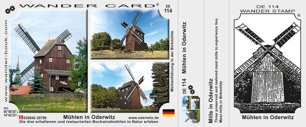 Mühlen in Oderwitz