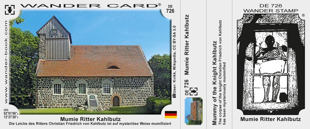 Mumie Ritter Kahlbutz
