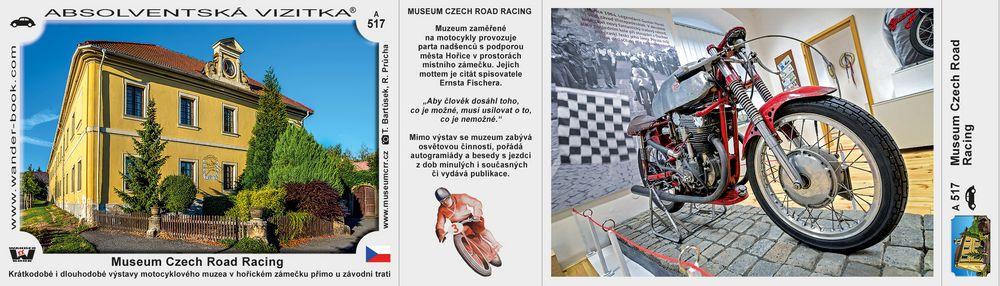 Museum Czech Road Racing