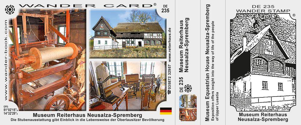Museum Reiterhaus Neusalza-Spremberg