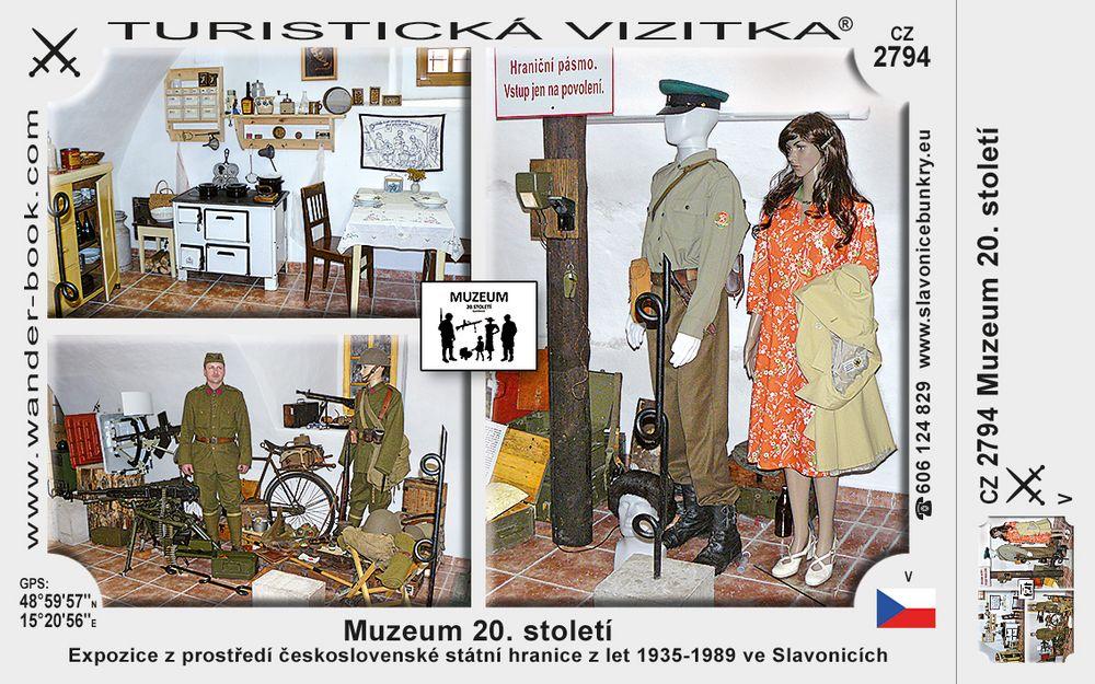 Muzeum 20. století