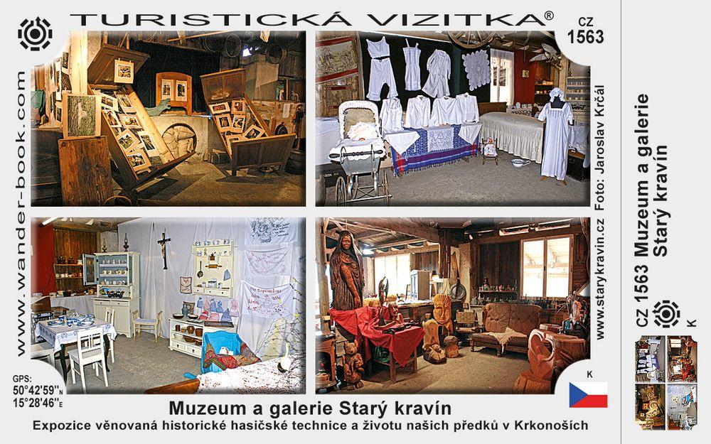 Muzeum a galerie Starý kravín