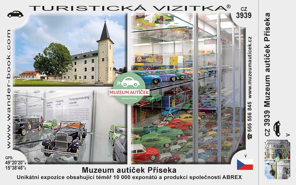 Muzeum autíček Příseka