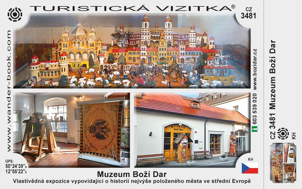 Muzeum Boží Dar