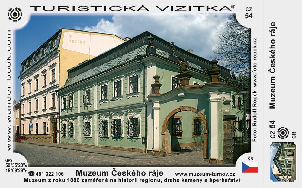 Muzeum Českého ráje Turnov