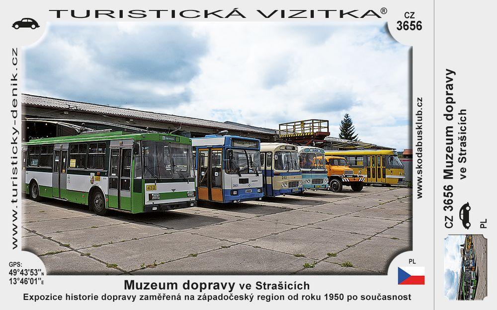 Muzeum dopravy ve Strašicích
