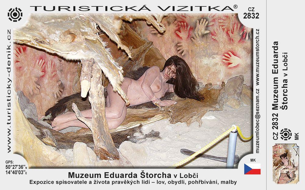 Muzeum E. Štorcha v Lobči
