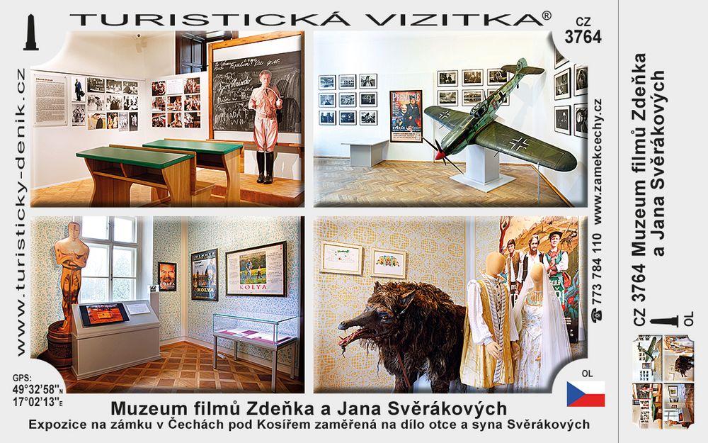 Muzeum filmů Zdeňka a Jana Svěrákových
