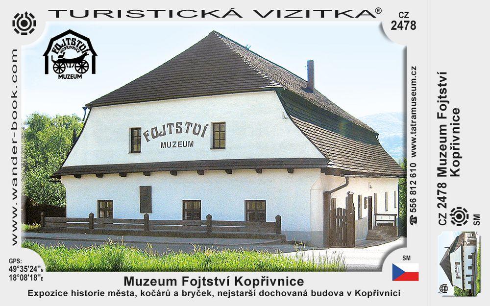 Muzeum Fojtství Kopřivnice