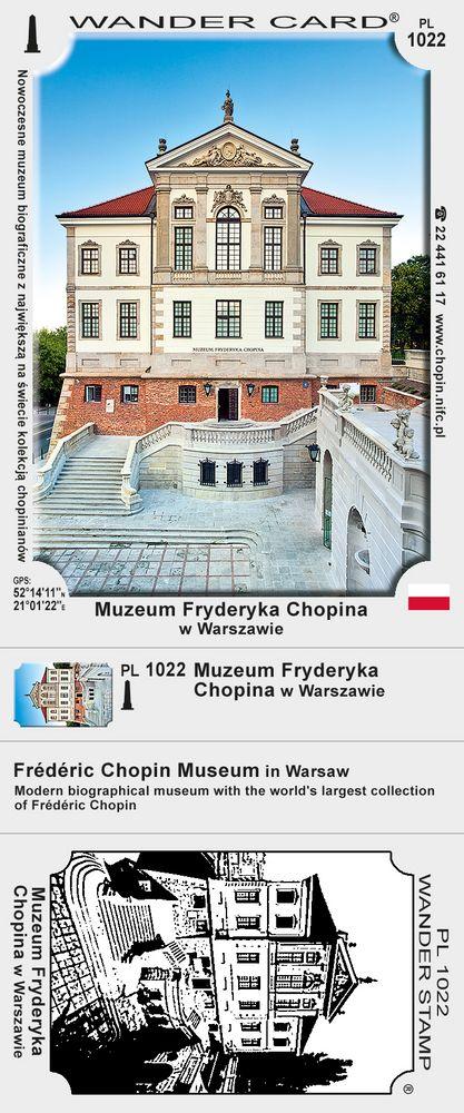Muzeum Fryderyka Chopina w Warszawie
