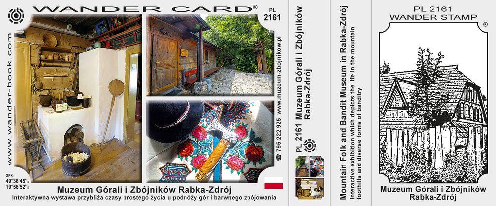 Muzeum Górali i Zbójników Rabka-Zdrój