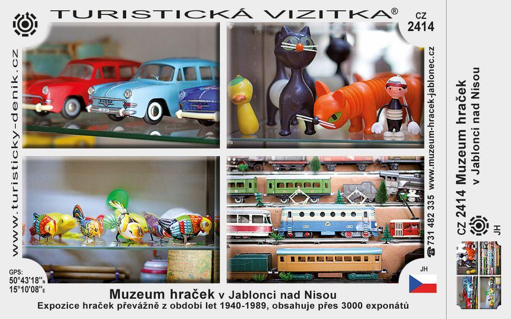 Muzeum hraček v Jabloneci nad Nisou