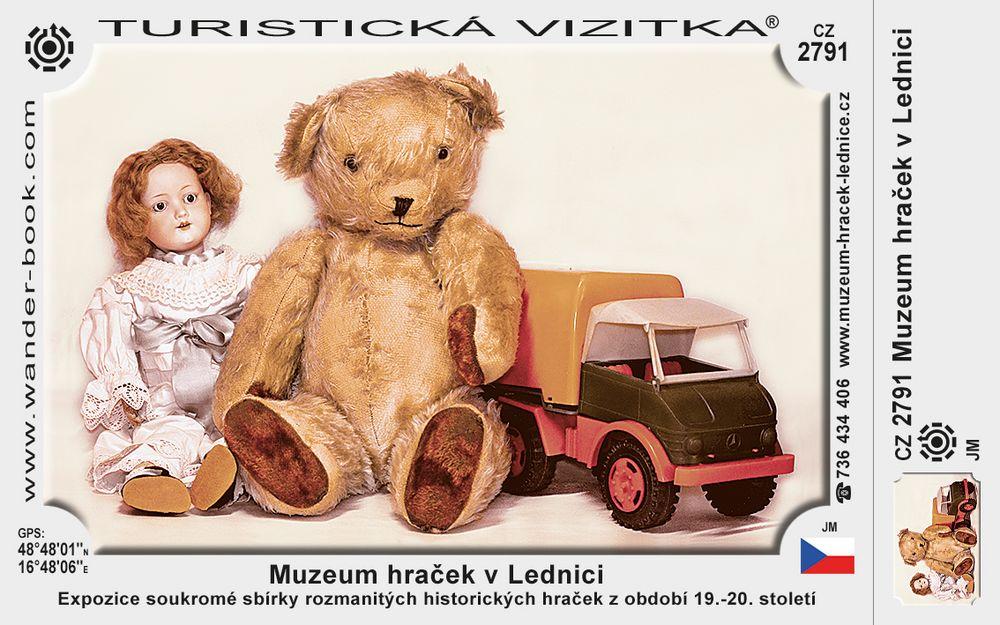 Muzeum hraček v Lednici