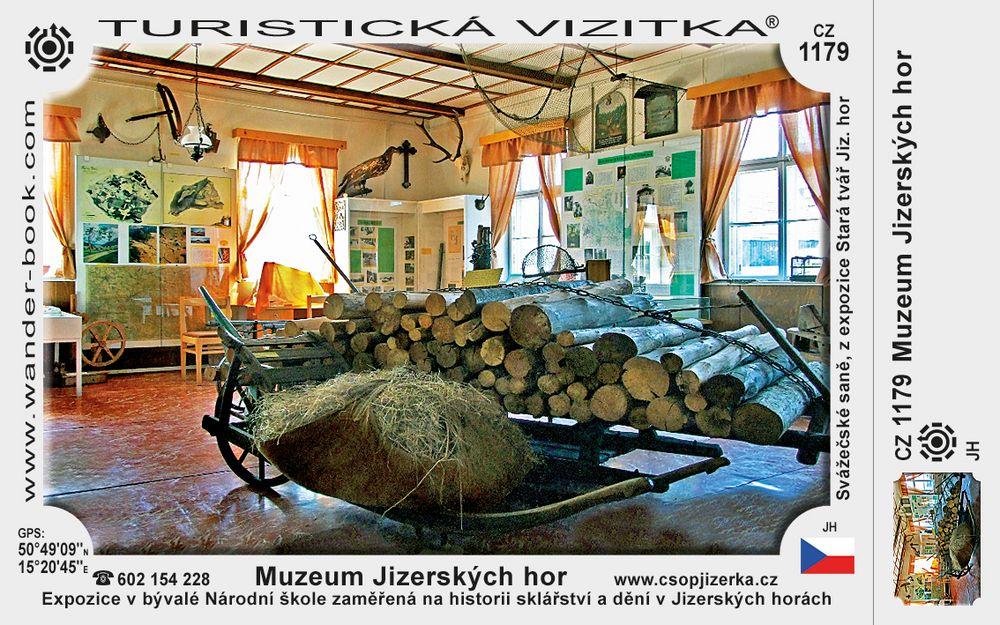 Muzeum Jizerských hor Jizerka