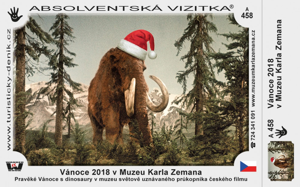 Vánoce 2018 v Muzeu Karla Zemana