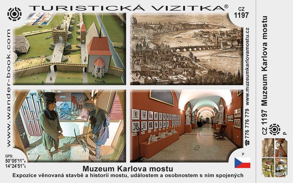 Muzeum Karlova mostu