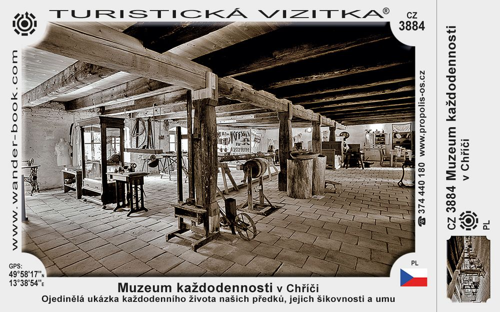 Muzeum každodennosti v Chříči