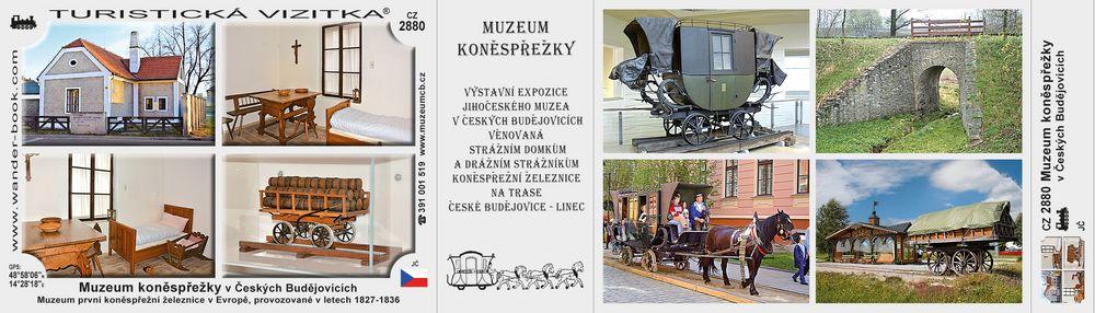 Muzeum koněspřežky v Č. Budějovicích