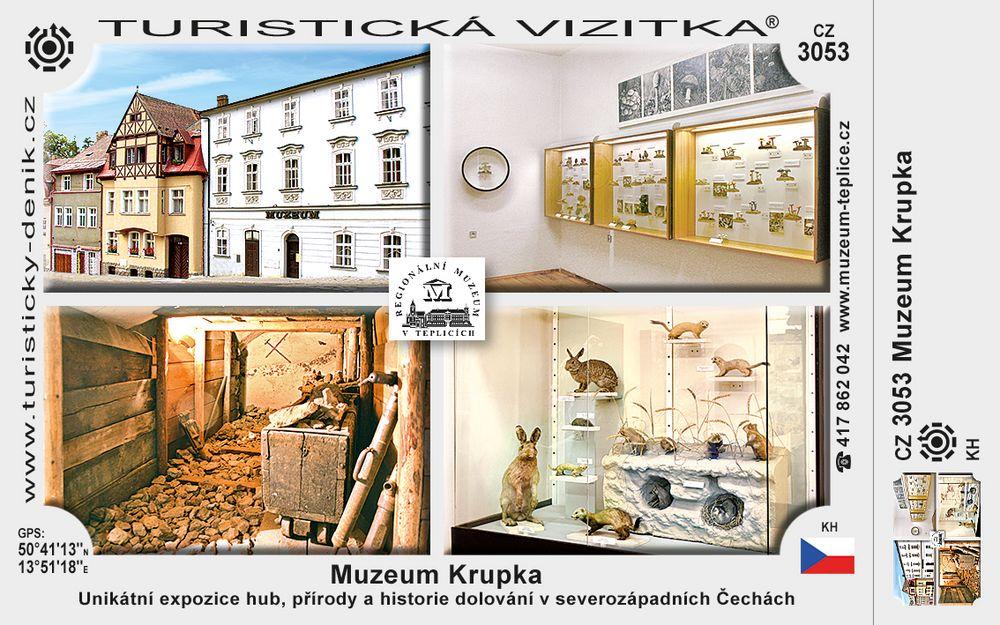 Muzeum Krupka