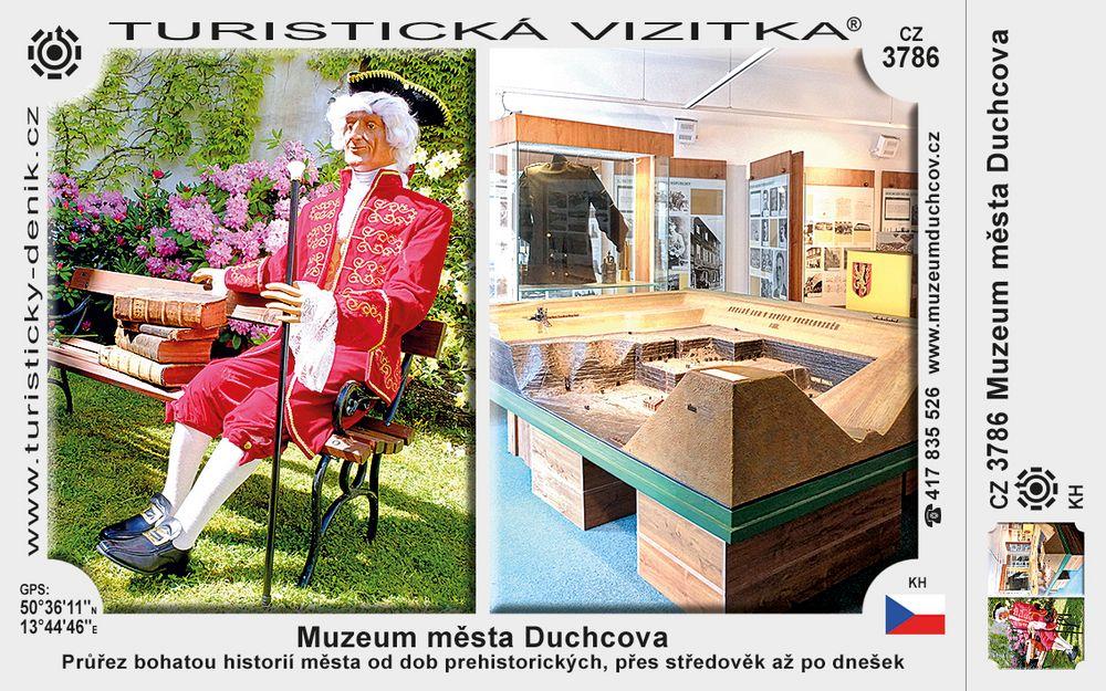 Muzeum města Duchcova