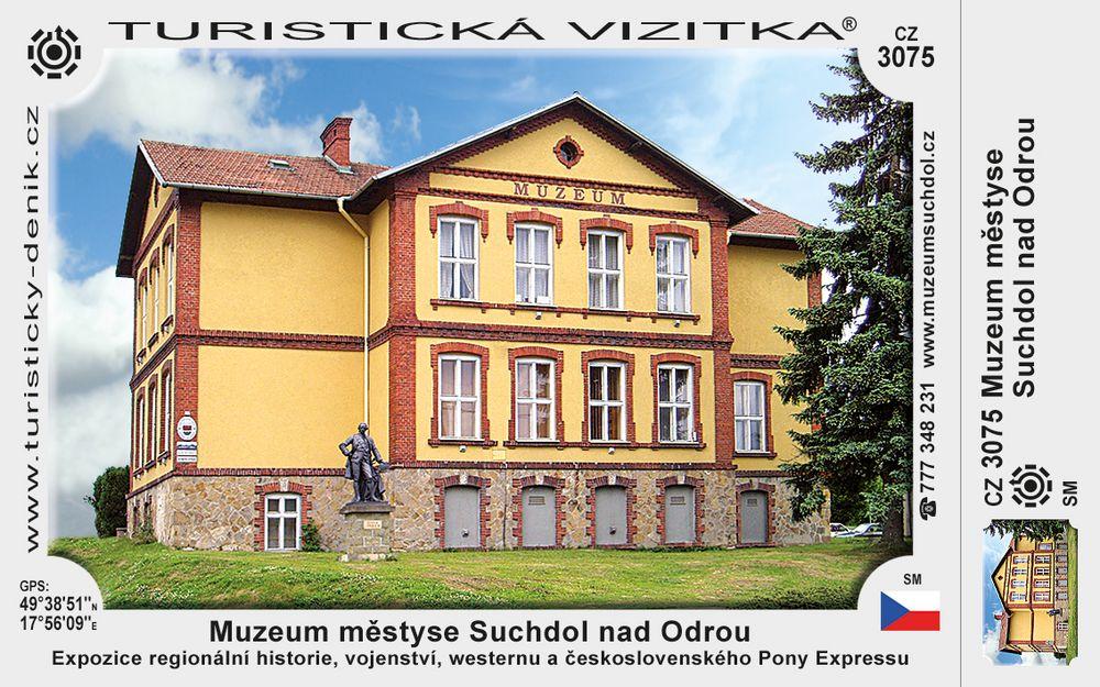 Muzeum městyse Suchdol nad Odrou