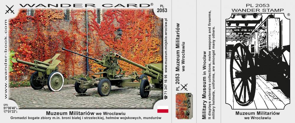 Muzeum Militariów we Wrocławiu